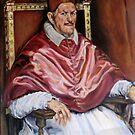 Studieren nach Velázquez von Hidemi Tada