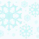 Snowflake 7 by Eric Pauker