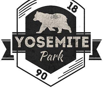 Yosemite National Park Bear Hiking Trip  by YuliyaR