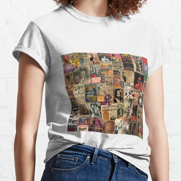 Rock n' roll stories Classic T-Shirt