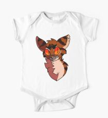 Tigerstar Bust One Piece - Short Sleeve