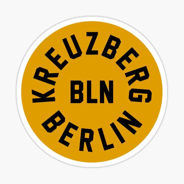 Kreuzberg - Berlin - Germany Sticker