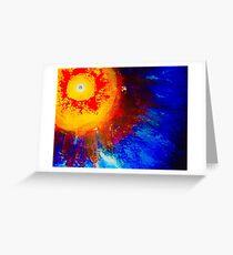 Photon Greeting Card