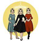 Jennifer Morrison's Dressember Dresses by CapnMarshmallow