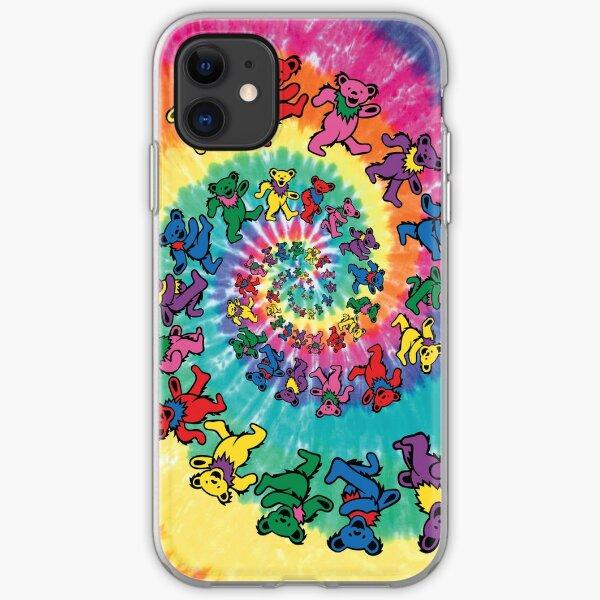 Dancing Bears iPhone Soft Case