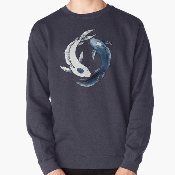 Tui and La - Yin & Yang Koi Pullover Sweatshirt