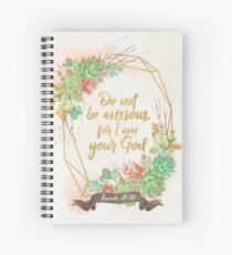 YEARTEXT 2019 (Succulents) Spiral Notebook