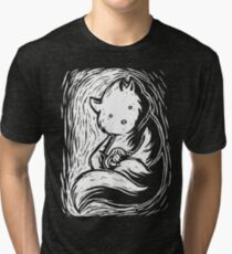 Safe In Your Arms Light Shirt Tri-blend T-Shirt