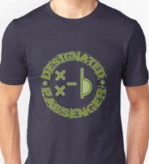 Designated Passenger Unisex T-Shirt
