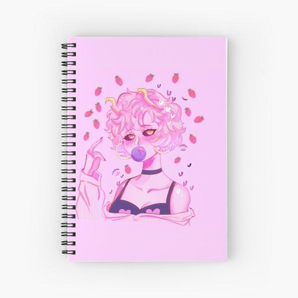 Mina Ashido  Spiral Notebook