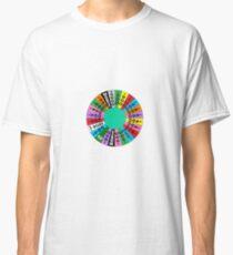 Wheel! of! Fortune! Classic T-Shirt