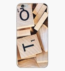 Scrabble!  iPhone Case