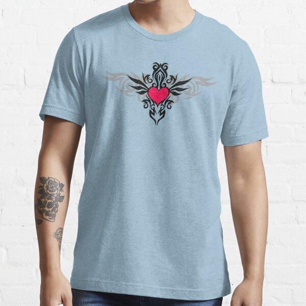 Tribal Heart Essential T-Shirt