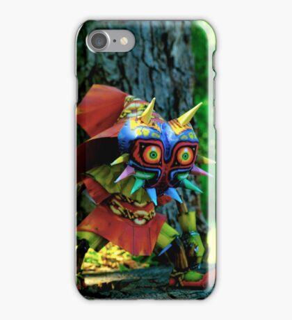 Skull Kid iPhone Case/Skin