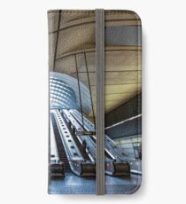 Canary Wharf iPhone Wallet/Case/Skin