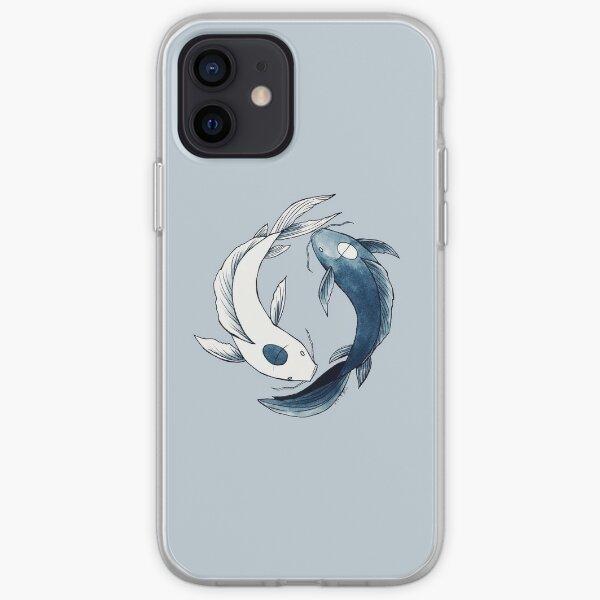 Tui and La - Yin & Yang Koi iPhone Soft Case