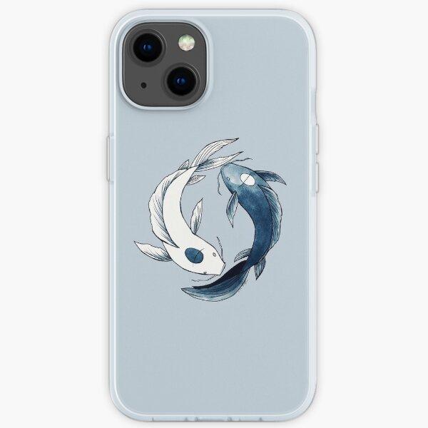 Tui und La-Yin & Yang Koi iPhone Flexible Hülle