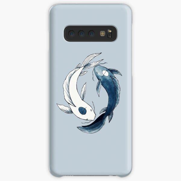 Tui and La - Yin & Yang Koi Samsung Galaxy Snap Case