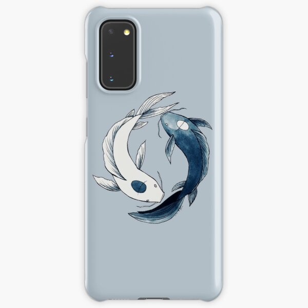 Tui and La - Yin & Yang Koi Samsung Galaxy Snap Case