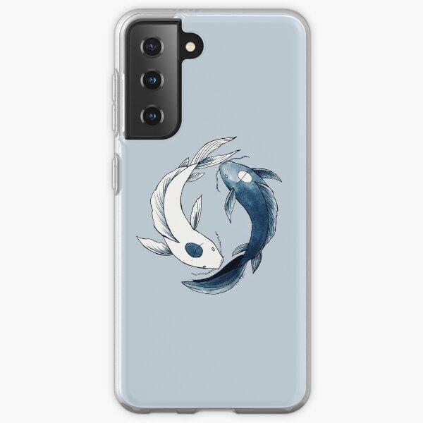 Tui and La - Yin & Yang Koi Samsung Galaxy Soft Case