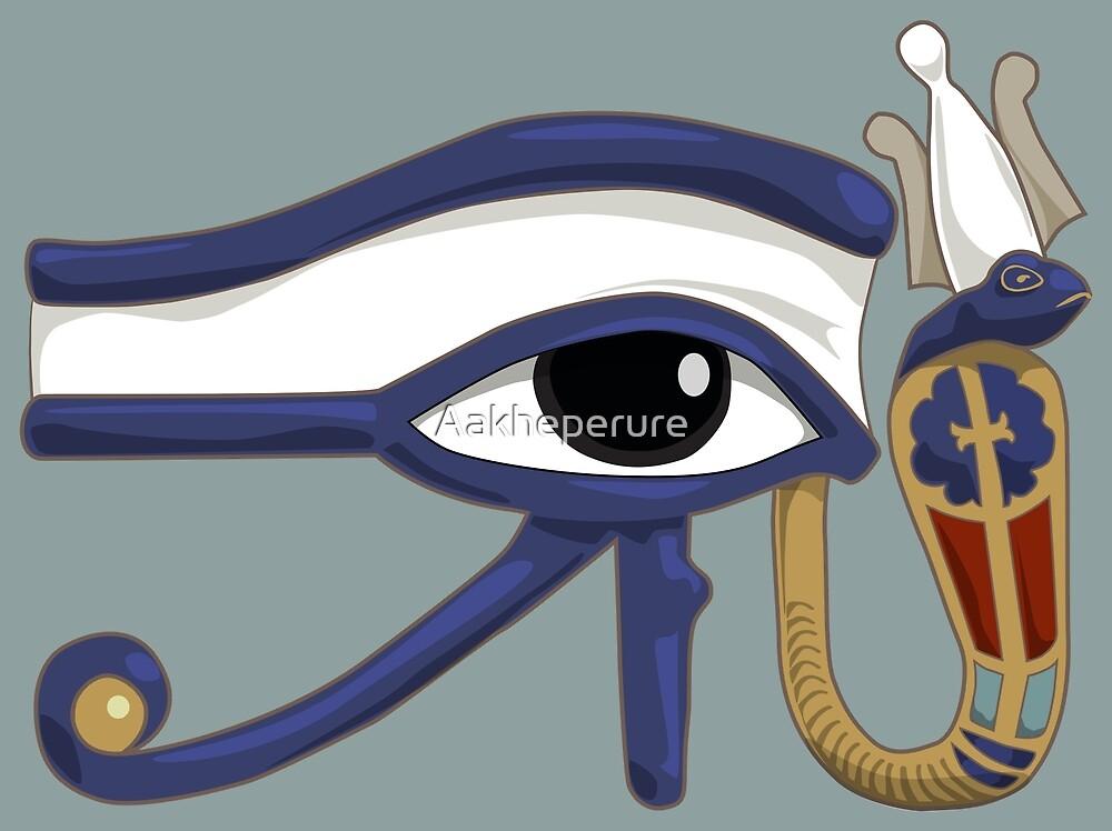 The Eye of Ra: Wedjet Upper Egypt by Aakheperure