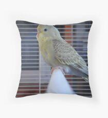 alfalfa Throw Pillow