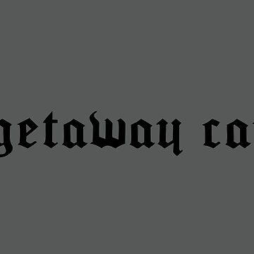 getaway car by KaiDee