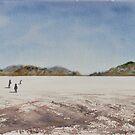 Utah Salt Flats II by vikingsbooksetc