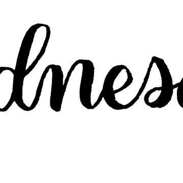 Wednesday Calligraphy Label  by the-bangs