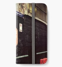 Degraves lane Melbourne iPhone Wallet/Case/Skin