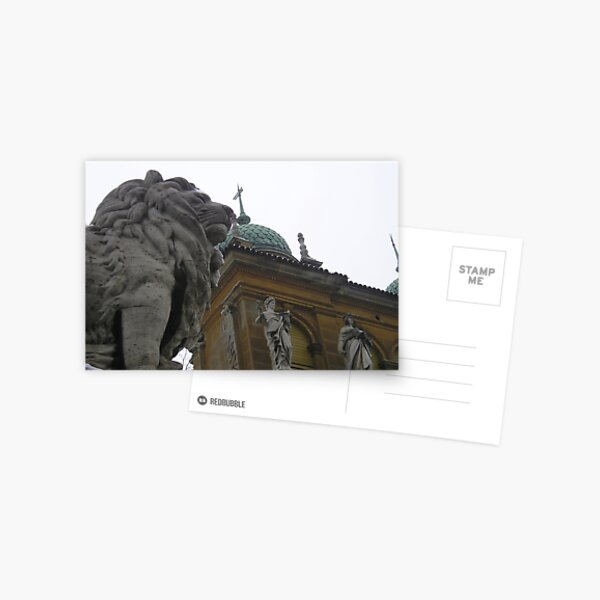 Lion's Share Postcard