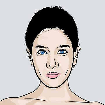 Vector Comic Portrait Color Version by Chocodole