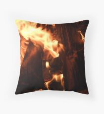 My Passion is a Blase Throw Pillow