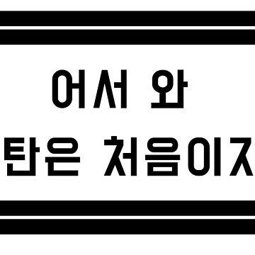 BTS Dope Intro Eosowa Hangul Korean Lyrics by KPTCH