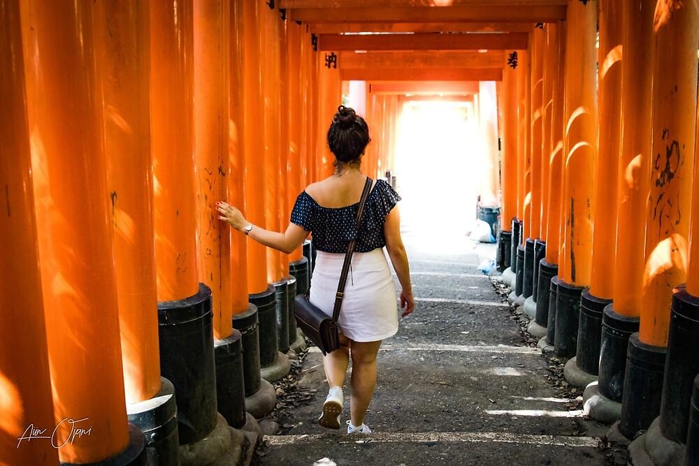 Fushimi Inari by Aiin Ojani