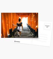 Fushimi Inari Postcards