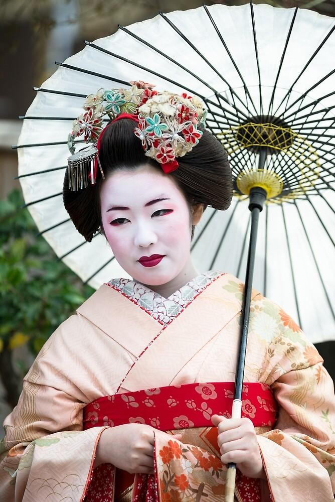 Geisha by Mark Eden
