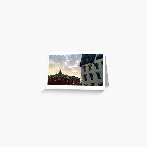 Brockerhoff Sky Greeting Card