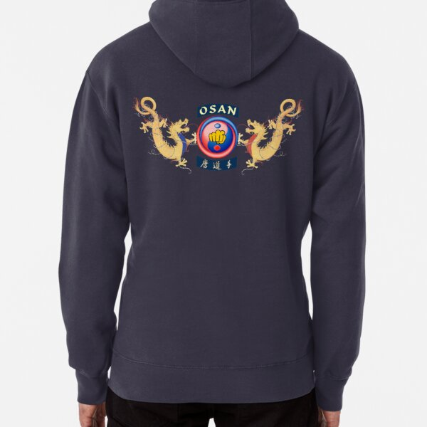 Osan dragons Pullover Hoodie