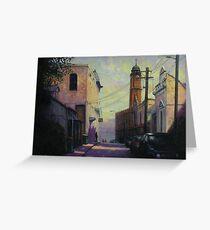 Newtown Architecture, Sydney Greeting Card