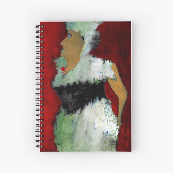 old celebrity Spiral Notebook