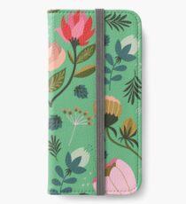 Pretty Florals iPhone Wallet/Case/Skin