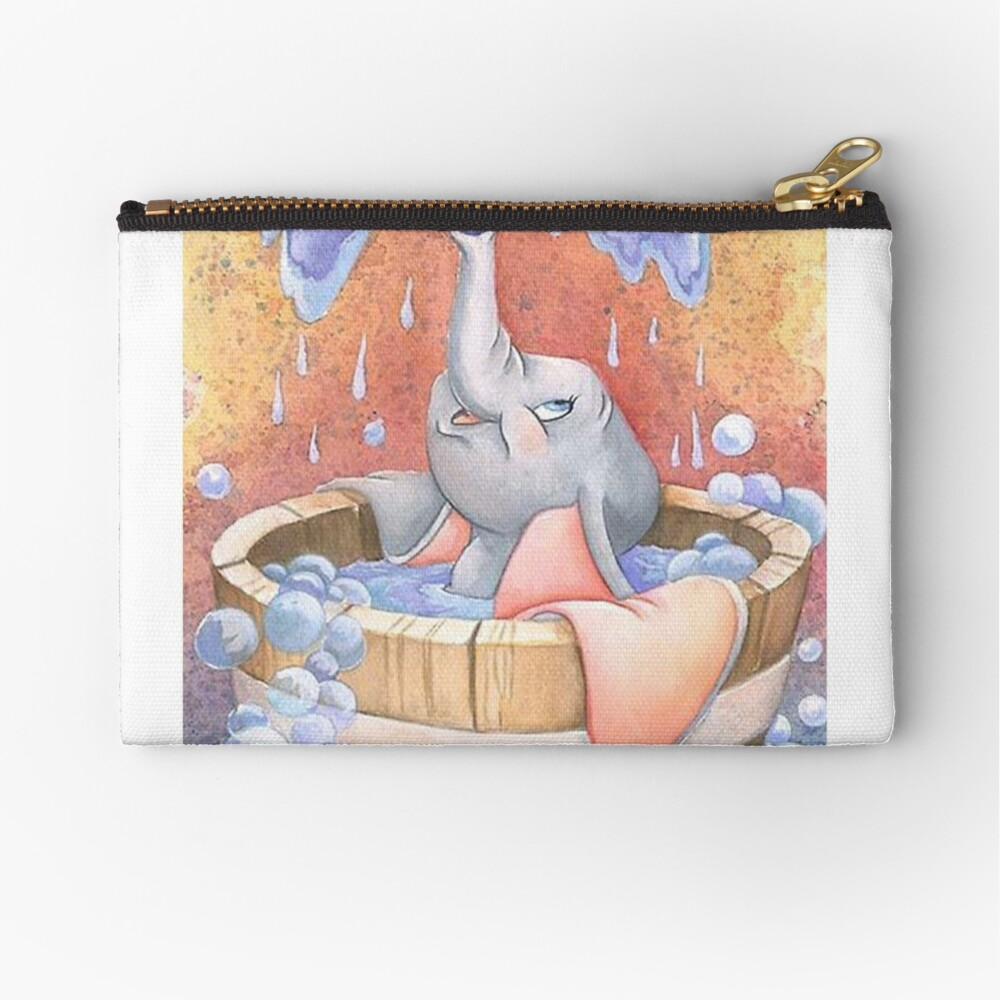 DUMBO Zipper Pouch