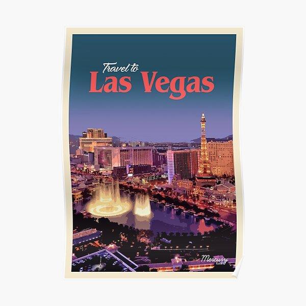 Visit Las Vegas Poster
