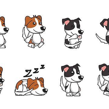 Cute doggy shirt by GeneralHooHa
