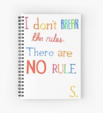 JUDAS Spiral Notebook