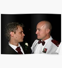 Gay Commitment Ceremony Poster