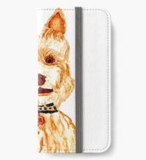 Isle of Dogs - REX iPhone Wallet/Case/Skin