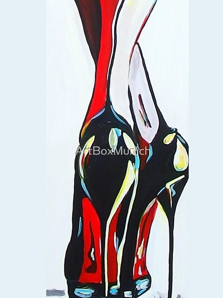 High Heels (Version No. 1) von ArtBoxMunich