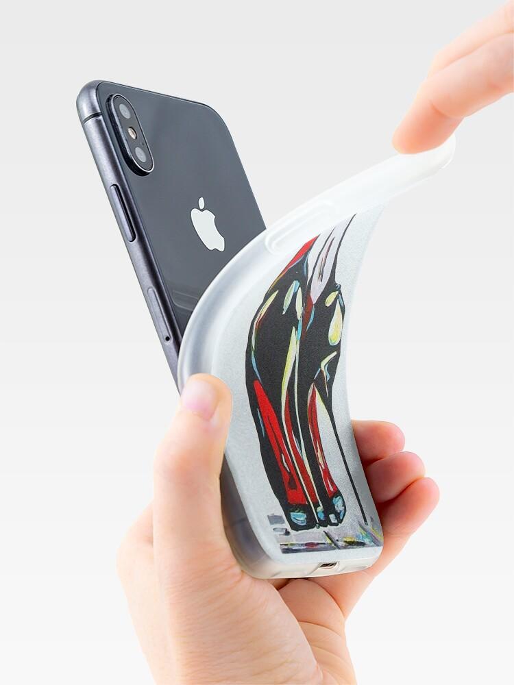 Alternative Ansicht von High Heels (Version No. 1) iPhone-Hülle